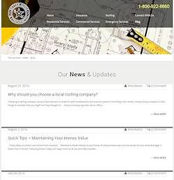 Web Design Allen, Tx - Construction Firm Blog