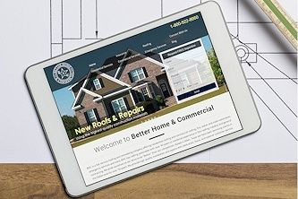 Web Design Allen, Tx - Construction Firm