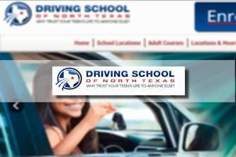 Web Design Allen, Tx - Driving School