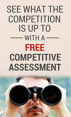 Free Online Marketing Competitive Assessment