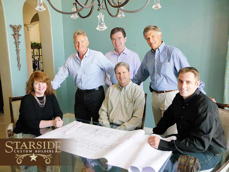 Custom Home Builders Group Headshot