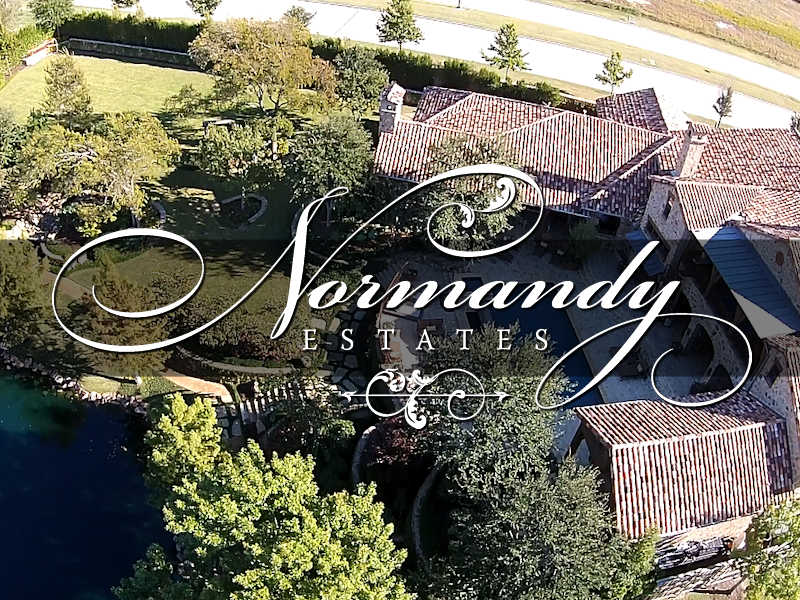Luxury Homes Drone Video
