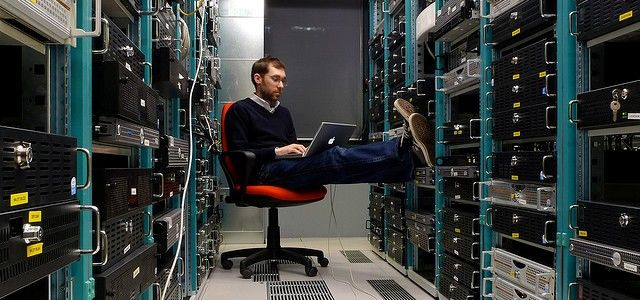 WordPress Hosting Datacenter